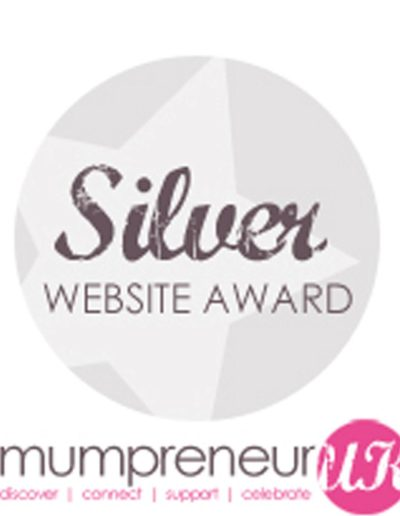 messy me website award