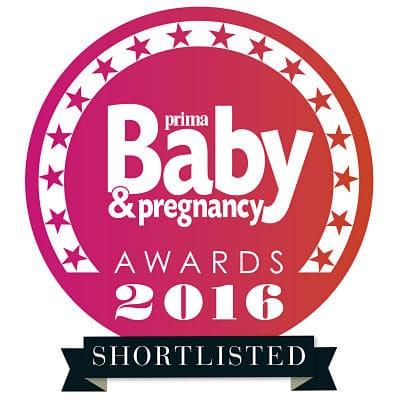 High Chair Cushions & Clutch Bags shortlisted by Prima Baby Awards