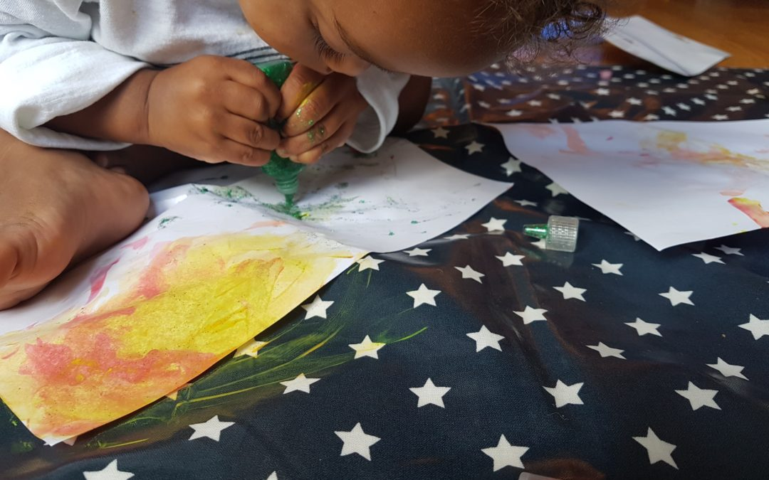 Craft & Baking Ideas for Toddlers – January